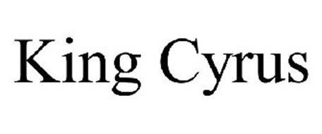 KING CYRUS