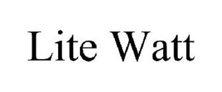 LITE WATT