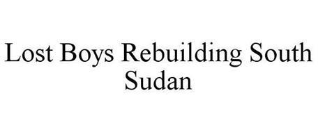 LOST BOYS REBUILDING SOUTH SUDAN