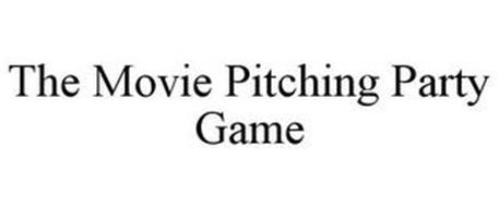 THE MOVIE PITCHING PARTY GAME