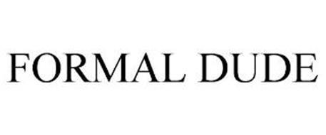 FORMAL DUDE