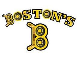 BOSTON'S B