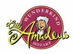 WUNDERKIND LITTLE AMADEUS MOZART