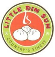 LITTLE DIM SUM COUNTRY'S FINEST