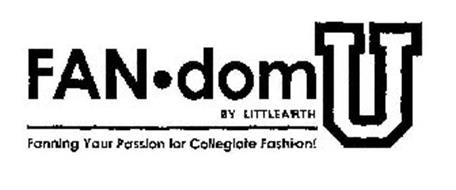 FAN·DOM U BY LITTLEARTH FANNING YOUR PASSION FOR COLLEGIATE FASHION!