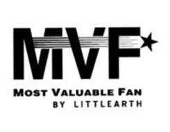 MVF MOST VALUABLE FAN BY LITTLEARTH