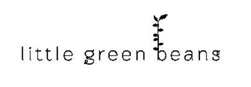 LITTLE GREEN BEANS