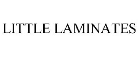 LITTLE LAMINATES