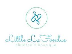 LITTLE LU FONDUE CHILDREN'S BOUTIQUE