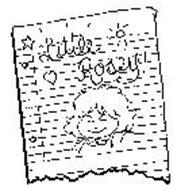 LITTLE ROSEY!