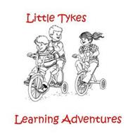 LITTLE TYKES LEARNING ADVENTURES