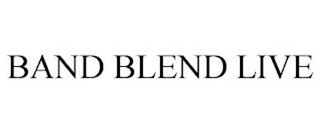 BAND BLEND LIVE