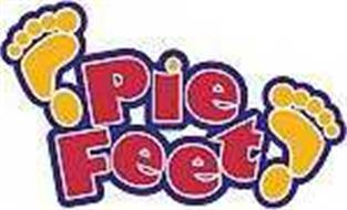 PIE FEET