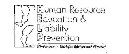 HUMAN RESOURCE EDUCATION & LIABILITY PREVENTION LITTLER MENDELSON WASHINGTON STATE DEPARTMENT OF PERSONNEL