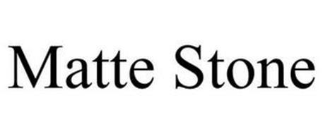MATTE STONE
