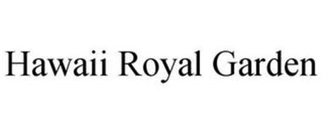 HAWAII ROYAL GARDEN