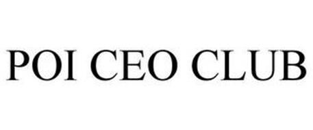 POI CEO CLUB