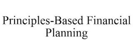 PRINCIPLES-BASED FINANCIAL PLANNING