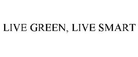 LIVE GREEN, LIVE SMART