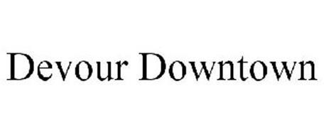 DEVOUR DOWNTOWN