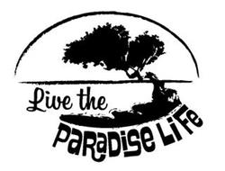 LIVE THE PARADISE LIFE