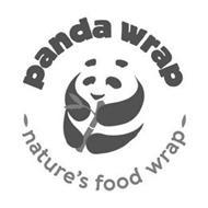 PANDA WRAP - NATURE'S FOOD WRAP -