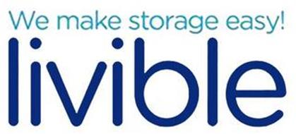 LIVIBLE WE MAKE STORAGE EASY!