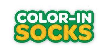 COLOR-IN SOCKS