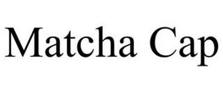MATCHA CAP