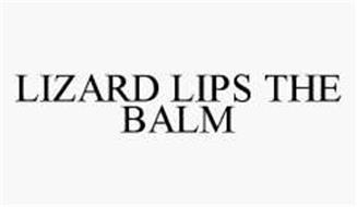 LIZARD LIPS THE BALM