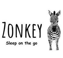 ZONKEY SLEEP ON THE GO