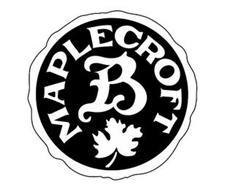 MAPLECROFT AND THE LETTER B