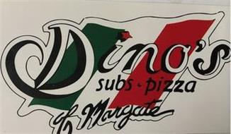 DINO'S SUBS · PIZZA OF MARGATE