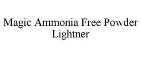 MAGIC AMMONIA FREE POWDER LIGHTENER