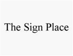 THE SIGN PLACE