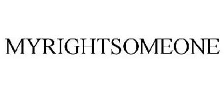 MYRIGHTSOMEONE