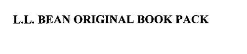 L.L. BEAN ORIGINAL BOOK PACK