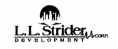 L.L. STRIDER DEVELOPMENT CORP.