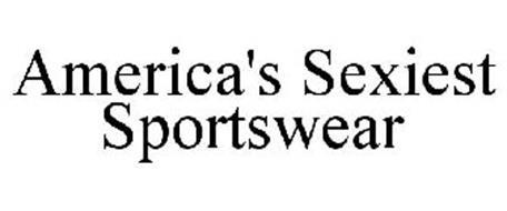 AMERICA'S SEXIEST SPORTSWEAR