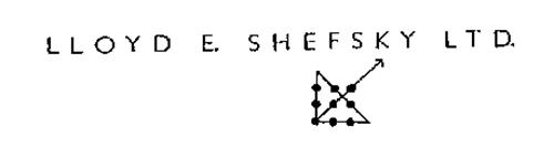 LLOYD E. SHEFSKY LTD.