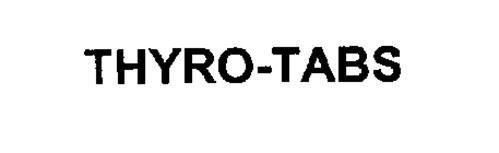 THYRO-TABS