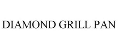 DIAMOND GRILL PAN