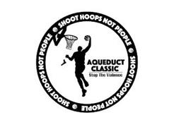AQUEDUCT CLASSIC SHOOT HOOPS NOT PEOPLE