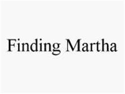 FINDING MARTHA