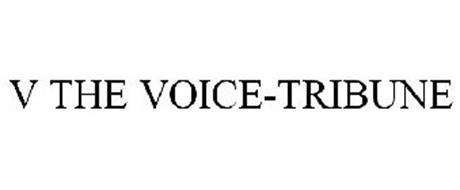 V THE VOICE-TRIBUNE