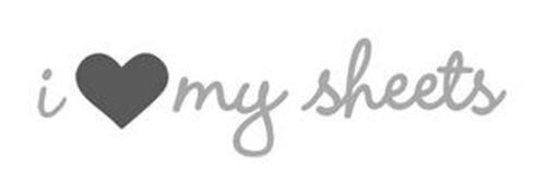 I MY SHEETS