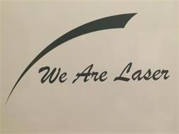 WE ARE LASER
