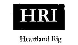 HRI HEARTLAND RIG