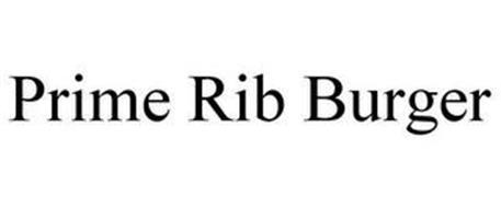 PRIME RIB BURGER