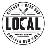 LOCAL KITCHEN + BEER BAR BUFFALO NEW YORK SINCE 2015